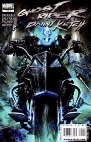 Ghost Rider Danny Ketch Comics